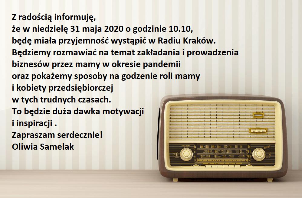 Występ w radion kraków